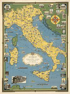 Italie, avec Cité du Vatican