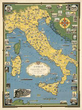 Italië, met Vaticaanstad van