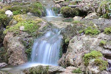 Waterval van Foto Hal