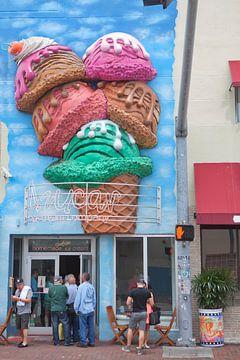 cubaans huisgemaakt ijs - Little Havana (Miami) van t.ART