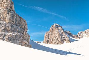bergen in Oostenrijk. van