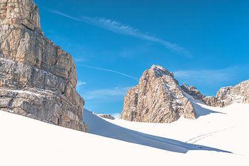 bergen in Oostenrijk. van Ferry Kalthof