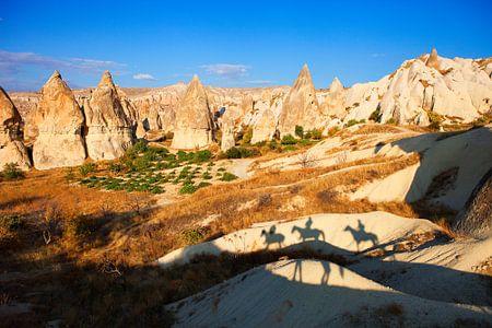 Cappadocië: het land van de paarden
