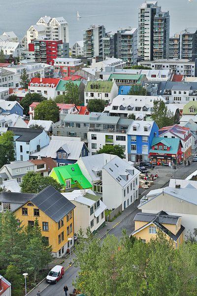 Reykjavik  van Menno Schaefer