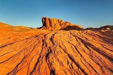 White Domes, Valley of Fire State Park, Nevada, VS van Markus Lange
