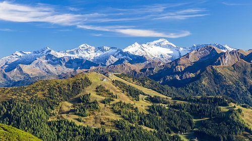 Berglandschap Zomer & Winter