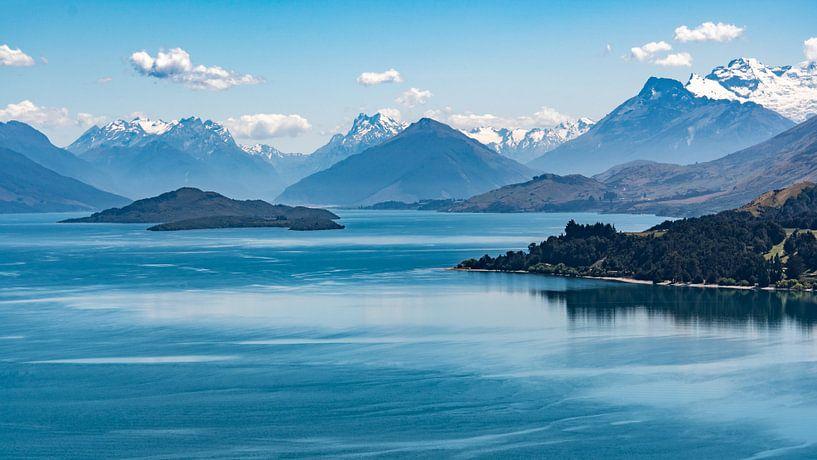 Wakatipu-See von Peter Moerman