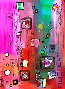 Ego-Transformation 37 van Sandra Riedel ( SaRidie-arts)