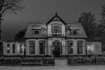 Oude Gemeentehuis Nunspeet van Karel Frieswijk
