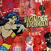 Wonder Woman von Rene Ladenius Digital Art Miniaturansicht