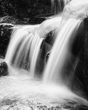 Dochart Wasserfall von Johan Zwarthoed