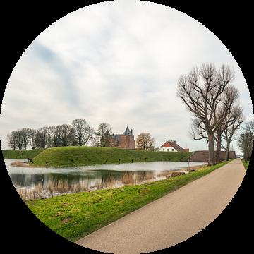 Slot Loevestein van Ruud Morijn