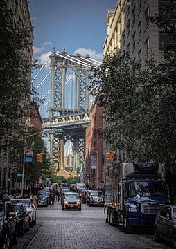 Dumbo, Brooklyn New York van Harm Roseboom