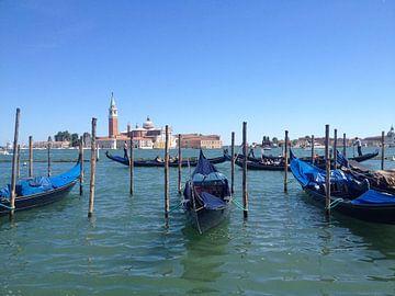 Venetië Italië van Abdullah Altintas