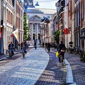 Stadhuis van Dordrecht Nederland van Hendrik-Jan Kornelis