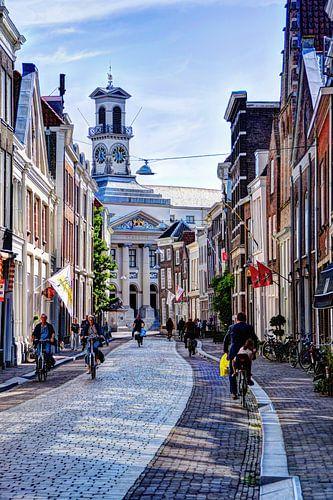 Stadhuis van Dordrecht Nederland
