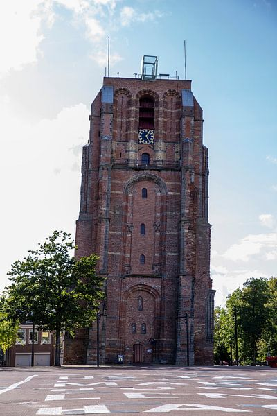 Die Oldehove von Leeuwarden von Sander de Jong