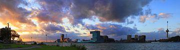 Lloydkwartier Rotterdam van Peet de Rouw