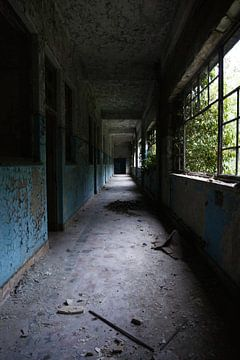 Fort de la Chartreuse | Korridore 1 von Nathan Marcusse