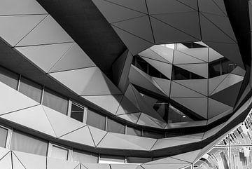 Euronews gebouw van Sander van der Werf