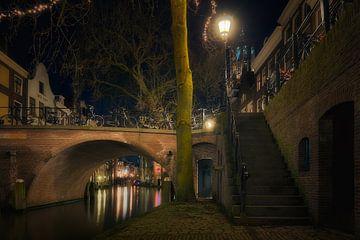 Canals in Utrecht sur Edwin Mooijaart