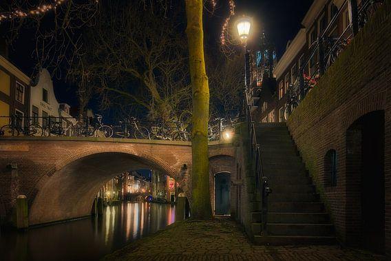 Grachten in Utrecht