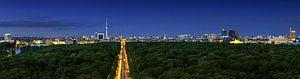 Panorama de la Skyline de Berlin
