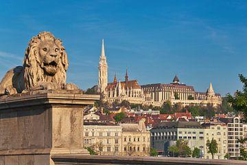 Budapest, Ungarn von Gunter Kirsch