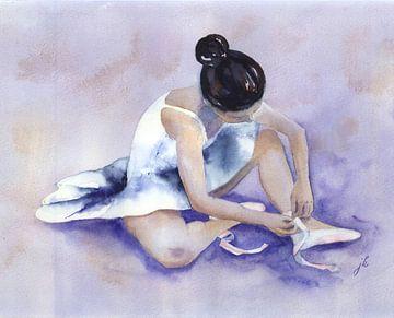Ballerina van Jitka Krause