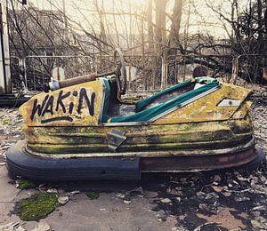 Pripjat Chernobyl van Luke Bulters