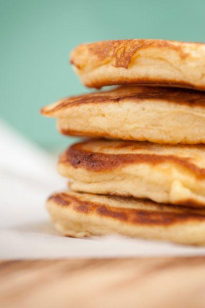Amarican Pancakes (food) van Kristian Hoekman