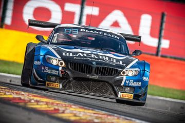 BMW Z4 GT3 van Michiel Mulder