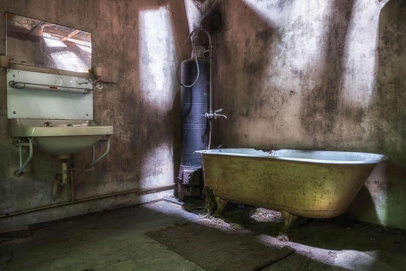 De badkamer van Esmeralda holman