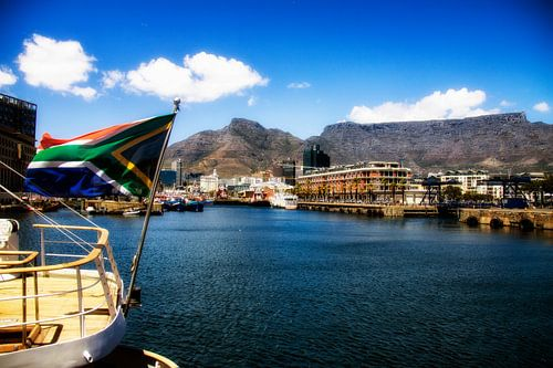 The Waterfront, Cape Town van