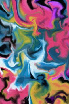 Abstrakt - Verlockungen von Schildersatelier van der Ven