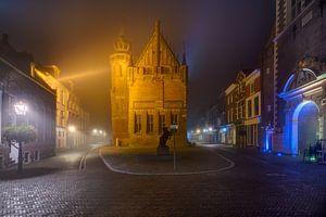 Ancien hôtel de ville de Kampen sur Fotografie Ronald