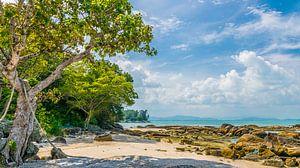 strand lankawi van Pierre De bresser