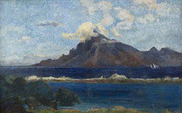 Landschap van Te Vaa, Paul Gauguin