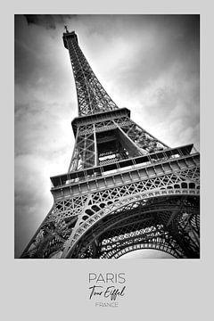 In beeld: PARIJS Eiffeltoren van Melanie Viola