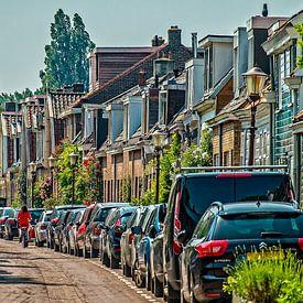 Amsterdam-Noord Nieuwendam von Hans Lebbe