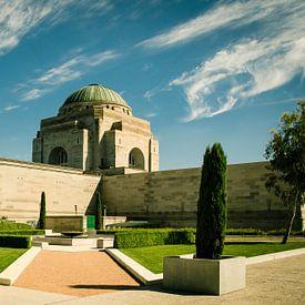 War Memorial in Canberra, Australië van Sven Wildschut