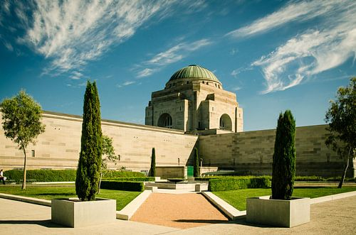 War Memorial in Canberra, Australië