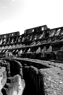 """Drieluik """"inside the Colosseum"""" 03 van 03 van Gert-Jan Besselink"""