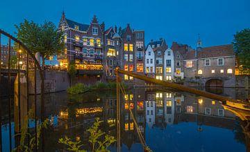 Oude Sluis Delfshaven van Rene Ladenius