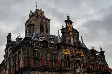 Stadhuis van Delft van MK Audio Video Fotografie