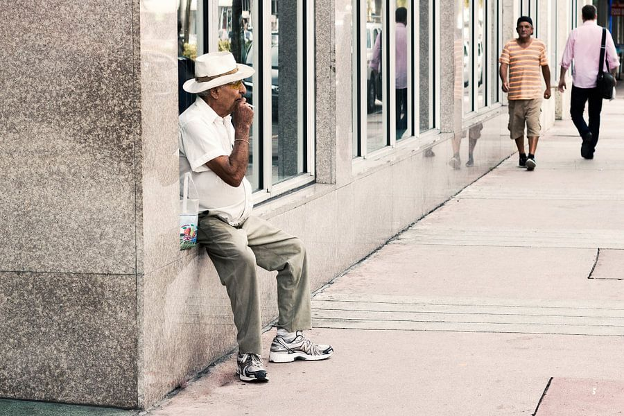 Cowboy in Miami van Kim Verhoef