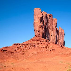 MONUMENT VALLEY Camel Butte