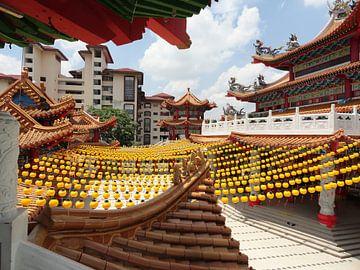 Maleisie Thean Hou tempel van Bianca Louwerens