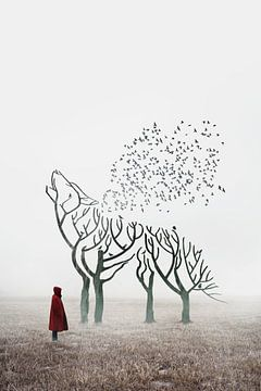 Rotkäppchen von Elianne van Turennout
