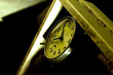 Oude klok van mandy sakkers